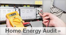 Home Energy Audit by Halco