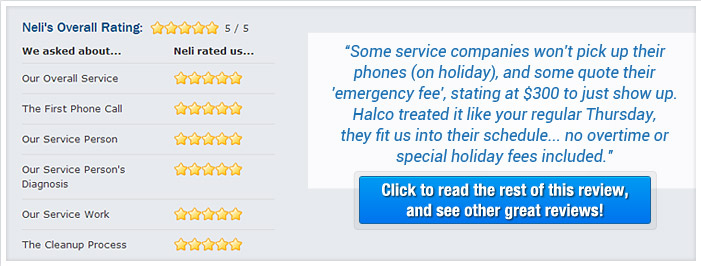 Click to read Halco reviews