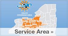 Halco Service Area